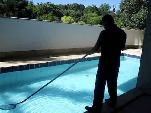 Cuidar da piscina