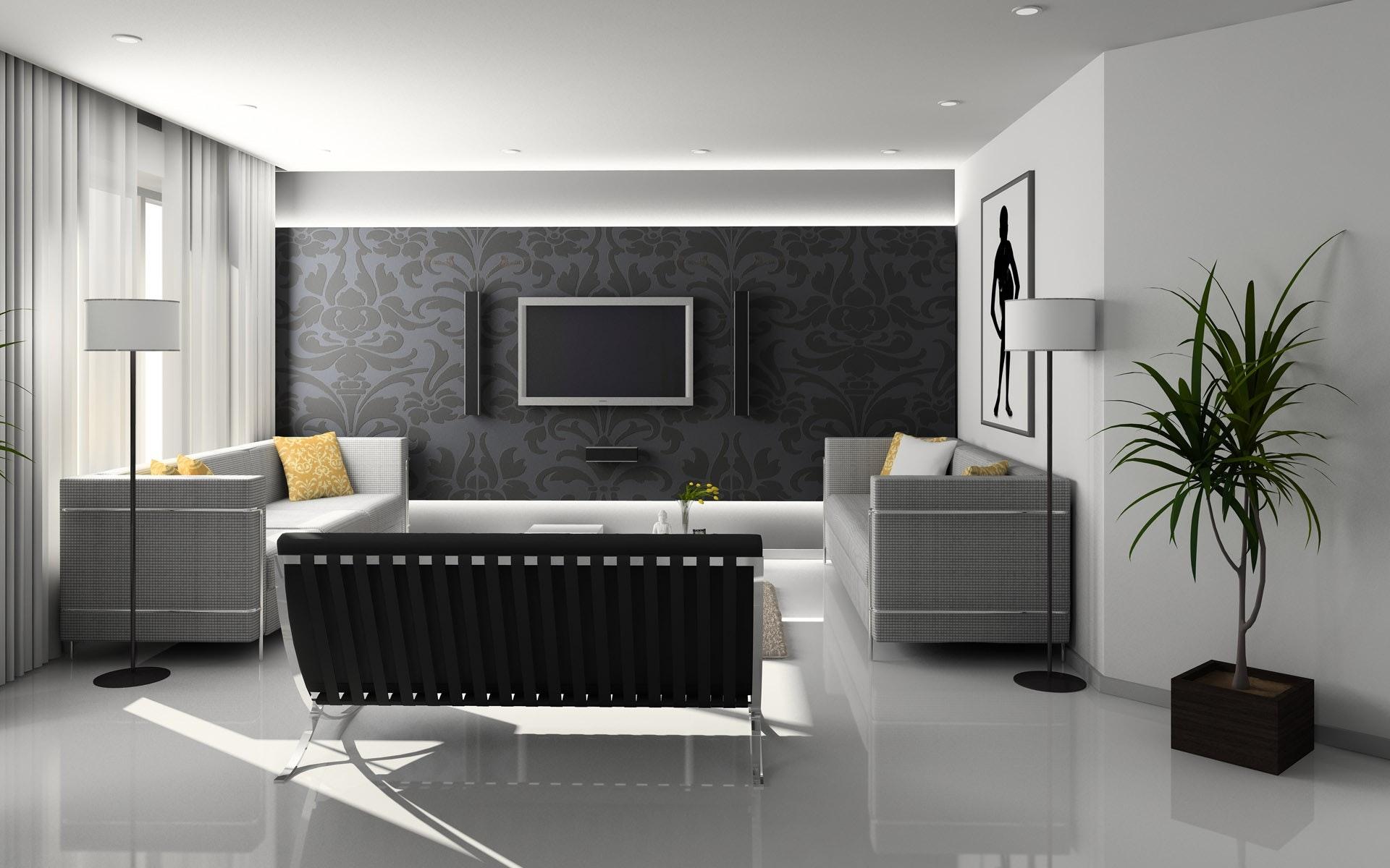 Casa decorada: como aumentar o valor do imóvel